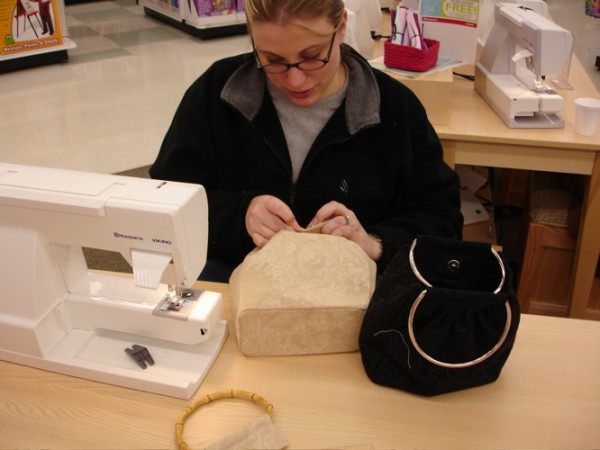 purse-making