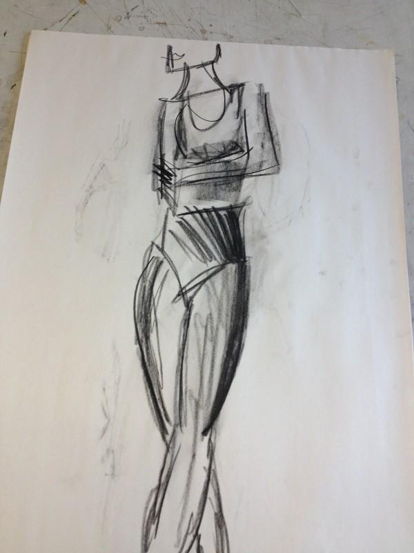 Camille's Parson's Sketch