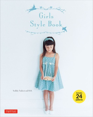 Girls Style Book by Yoshiko Tsukiori