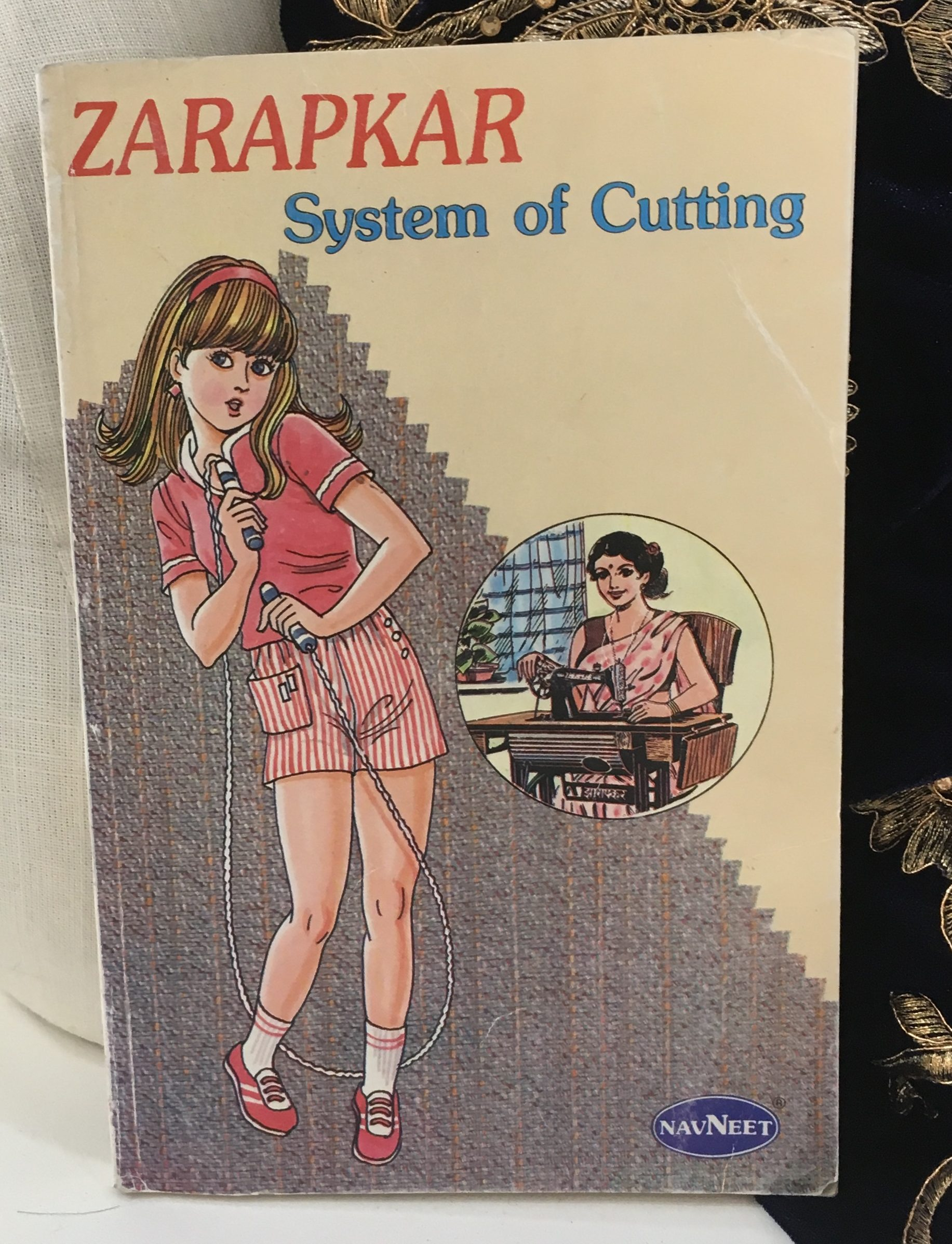 Sewing classes in chicago: tchad: Workroom: books: Zarapkar: System of Cutting