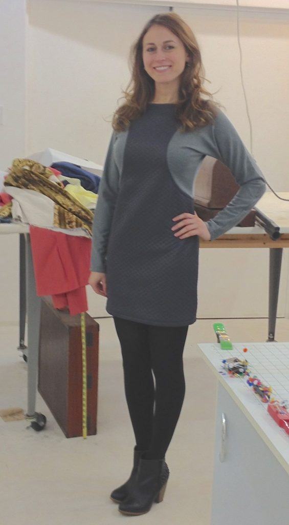Sewing classes in chicago: workroom: studio: knits: vogue: 8919