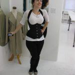 Tchad: corset: decima: workroom: sewing classes