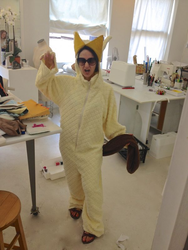Sewing classes in chicago: tchad: maddie: where the wild things are: workroom: cosplay