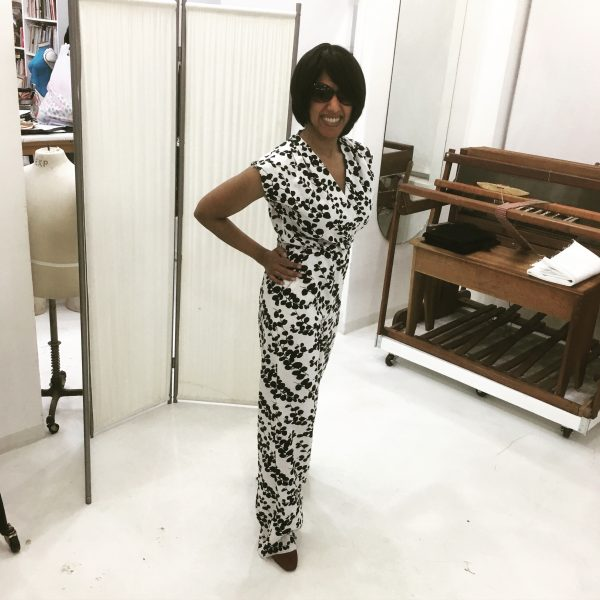Sewing classes in chicago: tchad: mcccll's pattern: 7133: kanya: linen