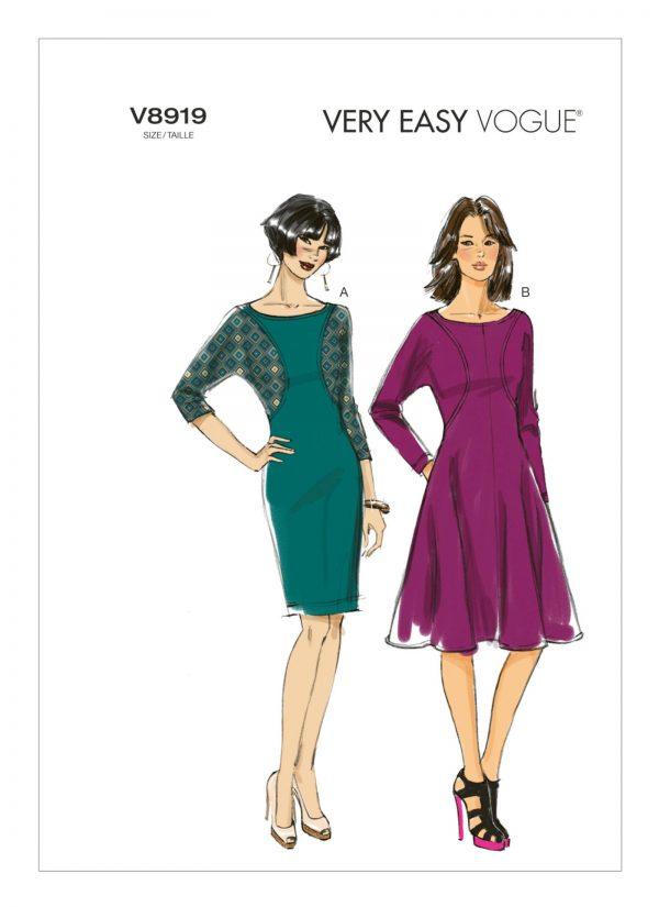 Vogue #8919