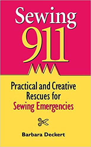 Sewing 911 by Barbara Deckert