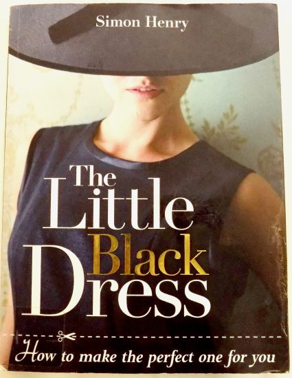 Sewing classes in chicago: Simon Henry: Little Black Dress: Tchad Workroom: Studio: Library