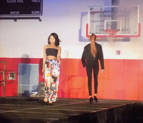 Sewing classes in Chicago: Jiorg Dail: George Mosley: Tchad: Elliott: Kenwood Fashion Show: runway
