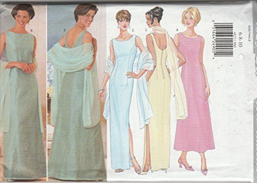 Butterick 4823 at Tchad Chicago Workroom